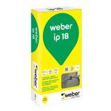 cementa-kaļķa apmetums weber ip 18