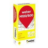 mūrjava WEBER M 100/600
