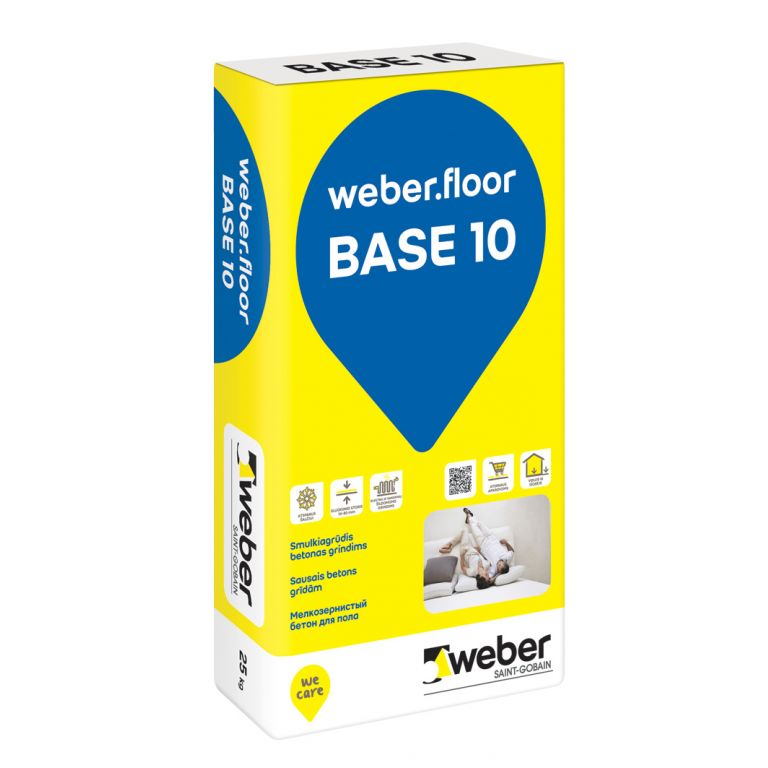 weberfloor Base 10