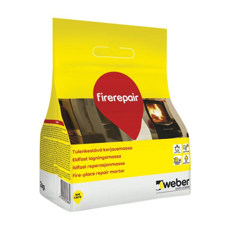 weber Fire Repair