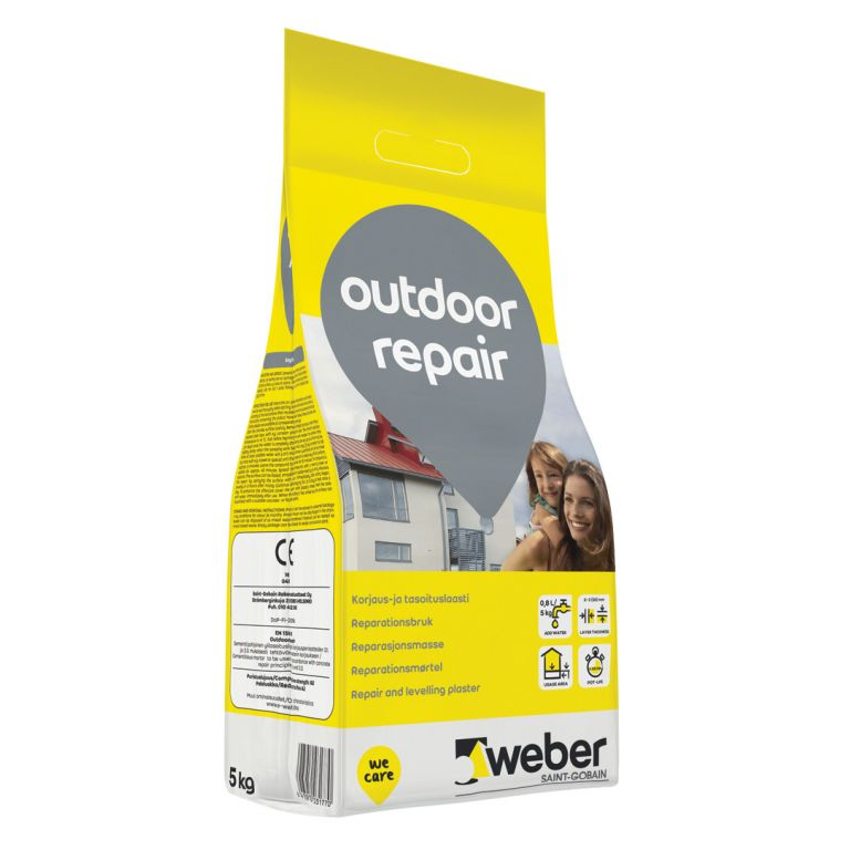 weber Outdoor Repair