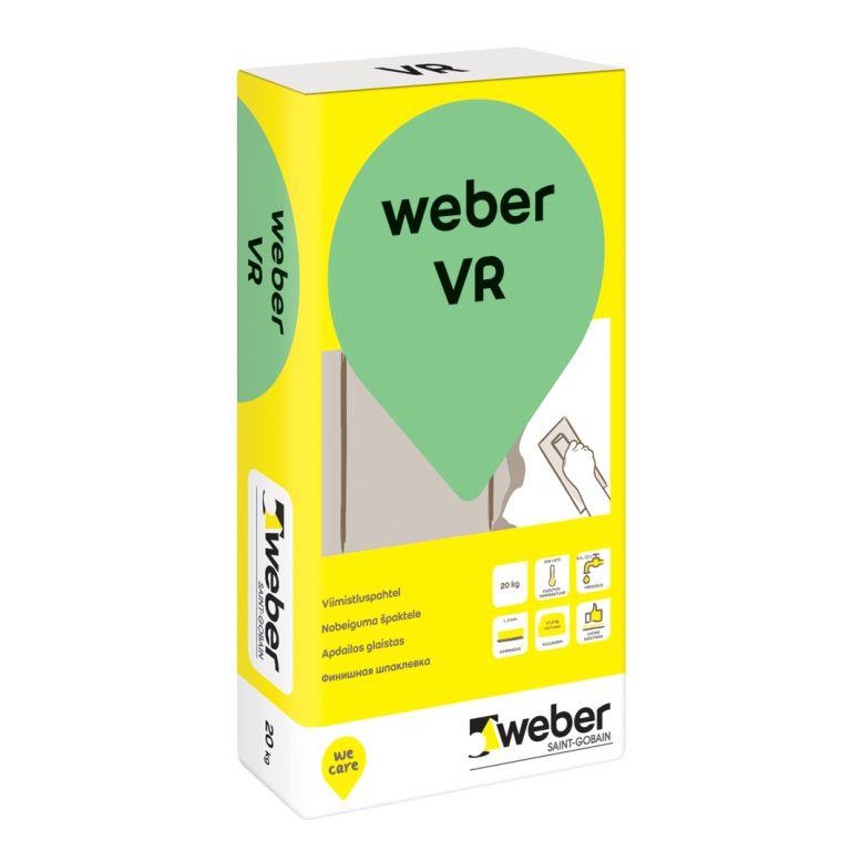 weber VR