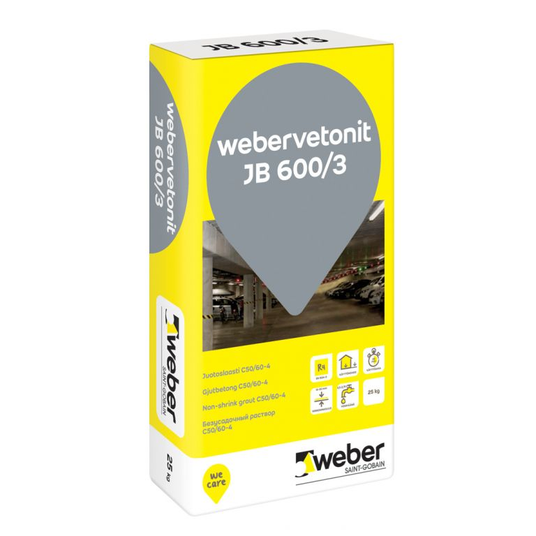 webervetonit JB 600/3