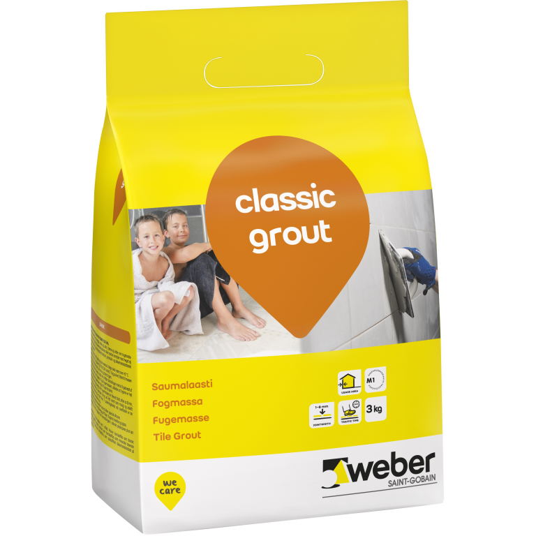 Weber Classic Grout