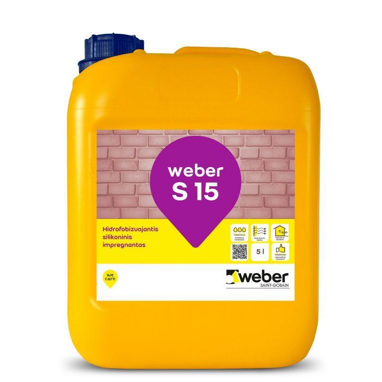 weber S 15