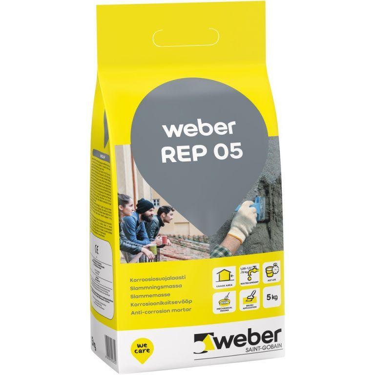 pretkorozijas java Weber REP 05